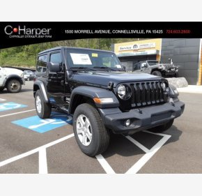 2020 Jeep Wrangler 4WD Sport for sale 101261592