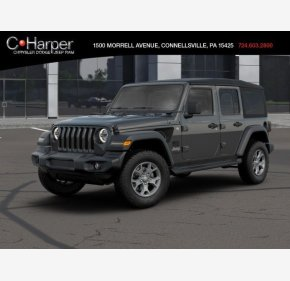 2020 Jeep Wrangler 4WD Unlimited Sport for sale 101264094