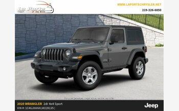 2020 Jeep Wrangler for sale 101265618