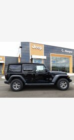 2020 Jeep Wrangler 4WD Unlimited Sport for sale 101266127
