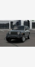 2020 Jeep Wrangler 4WD Unlimited Sport for sale 101266128