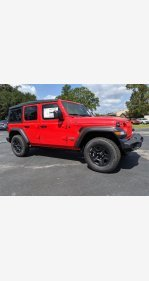 2020 Jeep Wrangler 4WD Unlimited Sport for sale 101282557