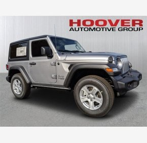 2020 Jeep Wrangler 4WD Sport for sale 101282564