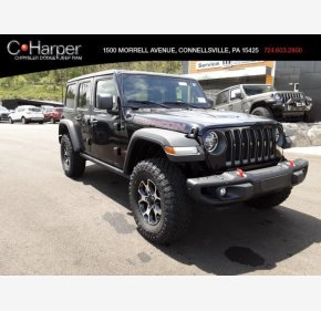 2020 Jeep Wrangler 4WD Unlimited Rubicon for sale 101287488