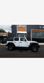 2020 Jeep Wrangler 4WD Unlimited Rubicon for sale 101300026