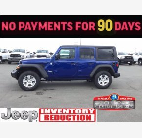 2020 Jeep Wrangler for sale 101318733