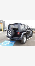 2020 Jeep Wrangler 4WD Unlimited Sport for sale 101323373
