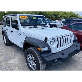2020 Jeep Wrangler for sale 101341895