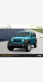 2020 Jeep Wrangler for sale 101343879