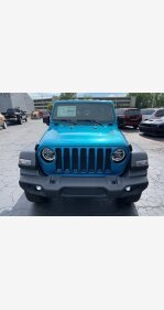 2020 Jeep Wrangler for sale 101348487