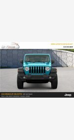 2020 Jeep Wrangler for sale 101356567