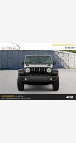 2020 Jeep Wrangler for sale 101358201