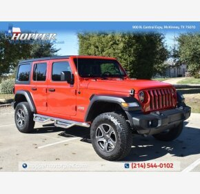 2020 Jeep Wrangler for sale 101409609
