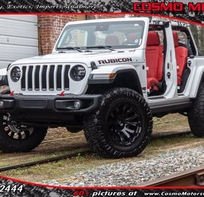 2020 Jeep Wrangler for sale 101475480