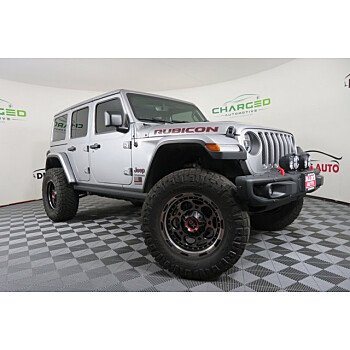 2020 Jeep Wrangler for sale 101523560