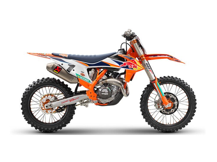 2020 KTM 105SX 450 F Factory Edition specifications