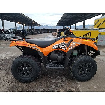2020 Kawasaki Brute Force 750 for sale 200839370