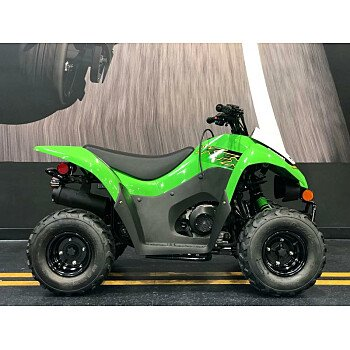 2020 Kawasaki KFX50 for sale 200768406