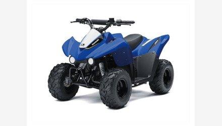 2020 Kawasaki KFX50 for sale 200843372