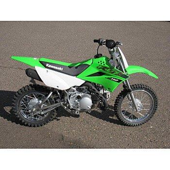 2020 Kawasaki KLX110 for sale 200775237