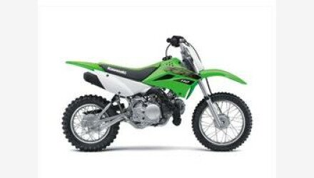 2020 Kawasaki KLX110 for sale 200779220