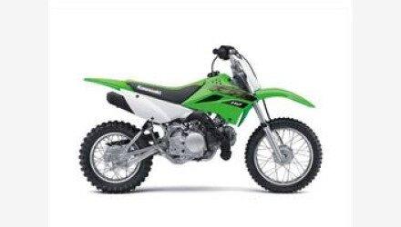 2020 Kawasaki KLX110 for sale 200780768
