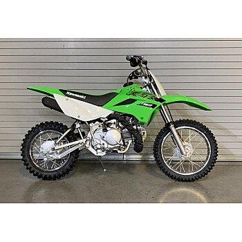 2020 Kawasaki KLX110 for sale 200816579