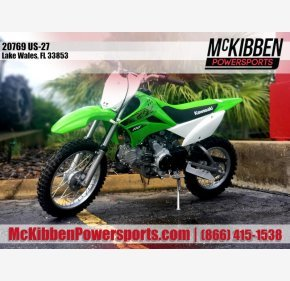2020 Kawasaki KLX110 for sale 200820506