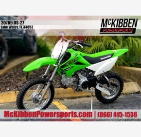 2020 Kawasaki KLX110 for sale 200820510