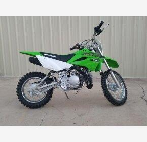 2020 Kawasaki KLX110 for sale 200822303