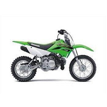 2020 Kawasaki KLX110 for sale 200848889