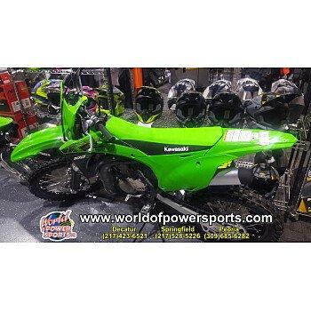 2020 Kawasaki KLX110L for sale 200788388