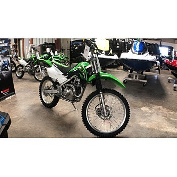 2020 Kawasaki KLX140G for sale 200828297