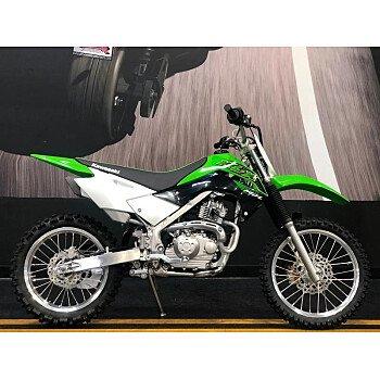 2020 Kawasaki KLX140L for sale 200808106