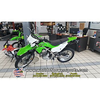 2020 Kawasaki KLX230 for sale 200801385