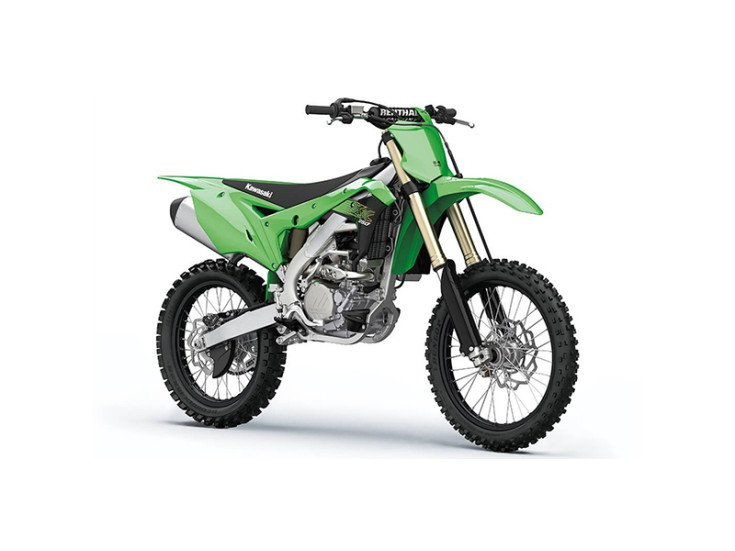 2020 Kawasaki KX100 250 specifications