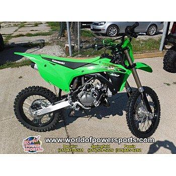 2020 Kawasaki KX100 for sale 200768589