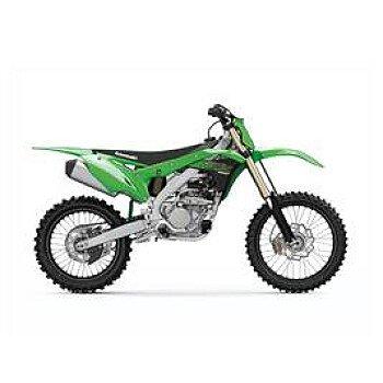 2020 Kawasaki KX250 for sale 200809817