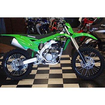 2020 Kawasaki KX250 for sale 200829506