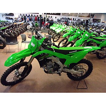 2020 Kawasaki KX250 for sale 200852939