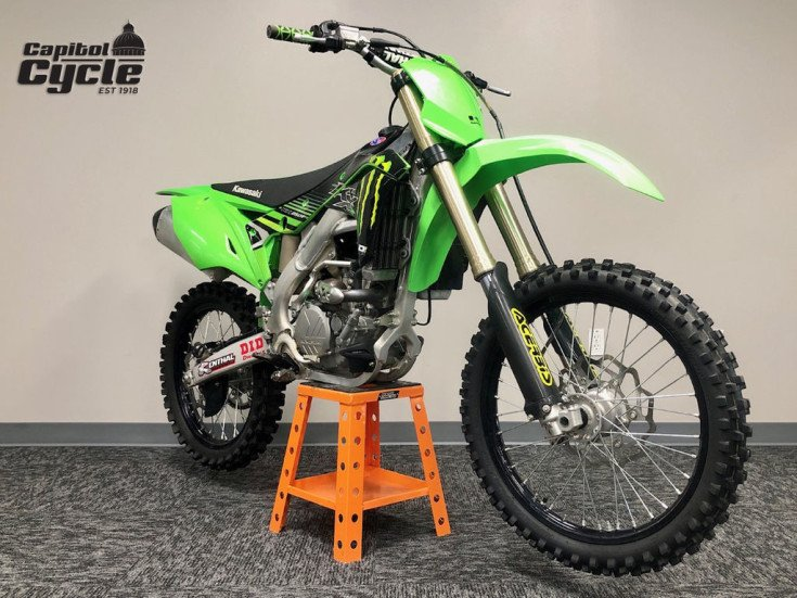 2020 Kawasaki KX250 for sale 201070769