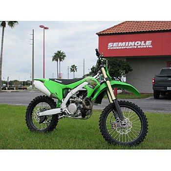 2020 Kawasaki KX450 for sale 200781872