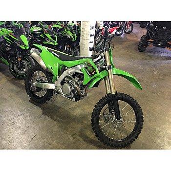 2020 Kawasaki KX450 for sale 200828782