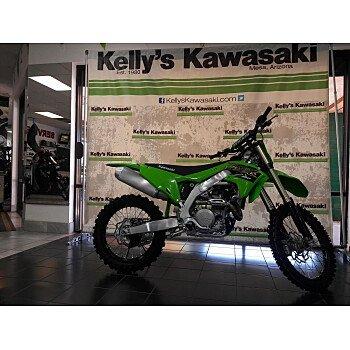 2020 Kawasaki KX450 for sale 200888739