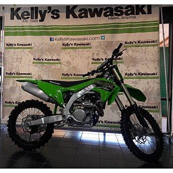 2020 Kawasaki KX450 for sale 200902132