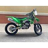 2020 Kawasaki KX450 for sale 201118210