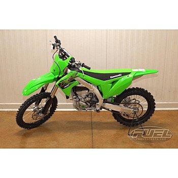 2020 Kawasaki KX450F for sale 200777525