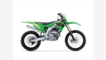 2020 Kawasaki KX450F for sale 200780427