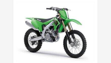 2020 Kawasaki KX450F for sale 200810554
