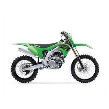 2020 Kawasaki KX450F for sale 200830894